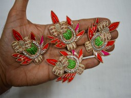 Embroidery Handcrafted Decorative Appliques