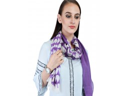 Beautiful Lavender Wool Scarf Women Fashion Accessory Outstanding Handmade Christmas Birthday Bridesmaid Evening Wrap Indian Long Party Wear Scarves Gifting Purpose For Ladies Mufflers