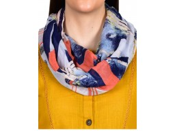 indian polyester multi color infinity scarf wholesale cowl neck wrap women circle scarves sprint fall in winter christmas birthday loop scarfs head wrap bridesmaids embellishment for ethnic wear stoles