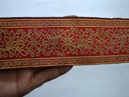 Indian Trim Jacquard Trim by the yard
