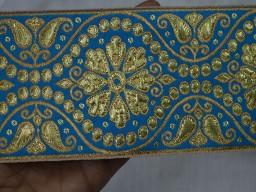 Sari Border Decorative Crafting Ribbon