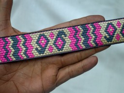 Saree Border Jacquard Ribbon Trim