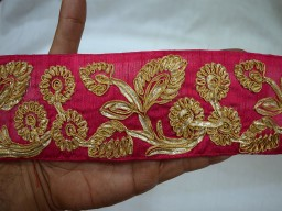 Embellishment Border Bridal Wedding Trim Sari border