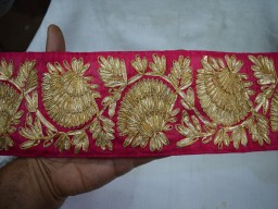 Indian Trims and Laces Gold finish Gota Trim