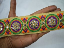 Decorative Sari Border Sewing CraftingTrim