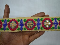 Decorative Saree Borders and Trim