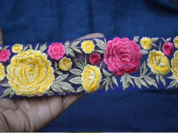 Beautiful Lace can be used for designing stylish blouses wholesale embroidery lace fashion blogger traditional decorative trims floral sari border by 9 yard sewing trimmings extremely beautiful craft ribbon