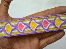 Decorative Fabric Trim and Embellishment Indian Laces