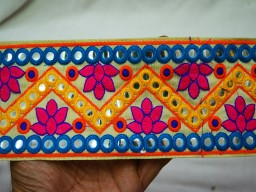 Sari Border Fabric trims and Embellishments Decorative Trim