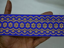 Indian Laces and Trims Jacquard Sewing