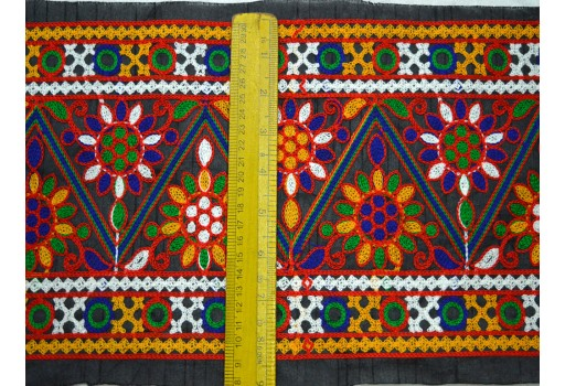 Decorative Trims Multicolor Sari Border Trimmings Sewing Costume