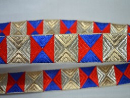 Decorative Sari Border Sewing Indian Fabric Trim