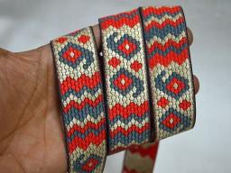 Saree Border Jacquard Ribbon For wedding wears
