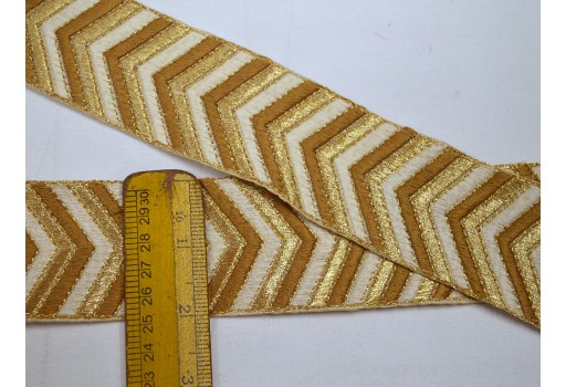 Designing wholesale brown decorative embroidery ribbon by 9 yard crafting sewing fashion trim stylish borders for unique garments embellishment stunning trimmings