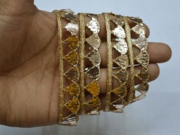 Gold laces costume designing wedding dress bohemian ethnic wear tunics and salwar kurtis ribbon bridal belt sashes trim by yard decorative crafting sewing sari border exclusive fashion blogger