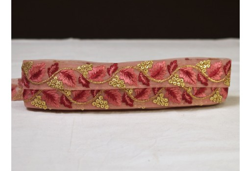 9 yard Wholesale saree border wedding sari borders crafting ribbon tape embellishments Indian wear lace decorative embroidered trim garment accessories decorated costume trimming