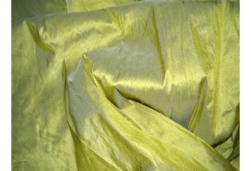 Dupioni silk fabric By the Yard Olive Green dupion silk fabric