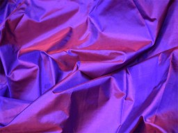 60 gsm iridescent blue red indian pure silk fabric by the yard mulberry silk home decor curtain scarf costume apparel wedding dresses