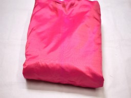 60 gsm iridescent magenta peach indian pure silk fabric by the yard mulberry silk home decor curtain scarf costume apparel wedding dresses