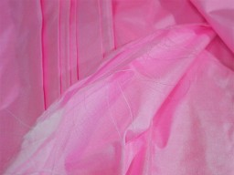 Pink Pure Silk Fabric Plain Silk Fabric