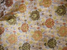 Wedding Dress Fabric silk cotton brocade Banaras Fabric