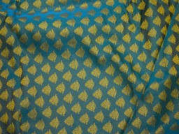Indian  silk wholesale fabric blende see green brocade by the yard headband material banarasi jacket fabric midi dress brocade yellow design fabric bow tie making brocade online home furnishing fabric skirts