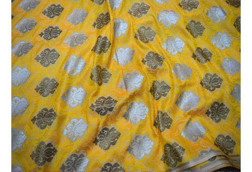 Banaras Brocade Art Silk for Wedding Dress Indian Silk