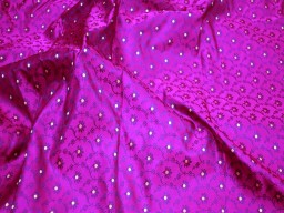 Indian banarasi bridesmaid purple jacquard fabric wholesale wedding lehenga brocade sold by the yard fabric sewing crafting cushion covers skirts ties vest coat floral dress making brocade
