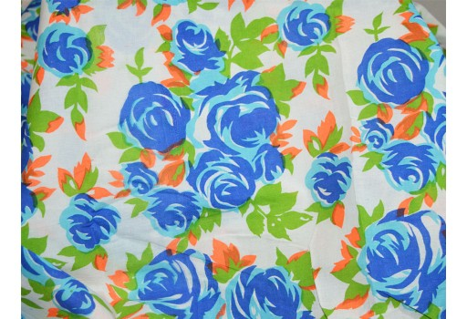 Bright Colors Pure Cotton Fabric