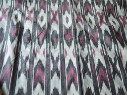 Ikat Handloom Cotton Fabric Ikat Pattern Cotton Handloom Fabric