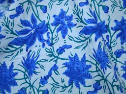 block print fabric Indian cotton fabric
