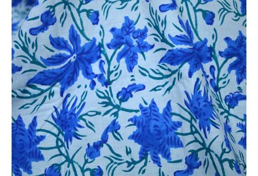 block print fabric Indian cotton fabric