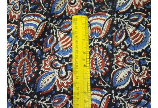 Block Print Cotton Fabric Soft Cotton Crafting, Quilting by the yard Hand Printed Fabric