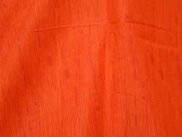 Beautiful wood texture print in Orange color