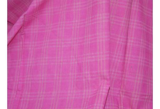 Beautiful fabric in Fuchsia cotton