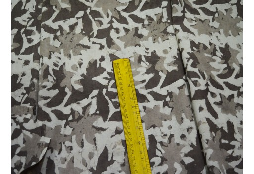 Block print fabric Indian cotton fabric dress