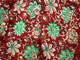 Hand Block Printed Cotton Fabric Summer dress