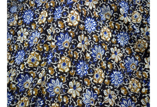 Beautiful floral paisley motifs Printed Cotton Fabric