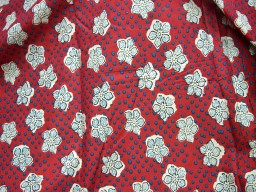 Block Print Cotton Fabric by the yard Soft Cotton Fabric Hand Printed Fabric