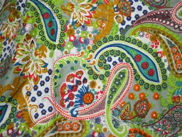 Summer Dresses in Paisley Print Quilting Cotton