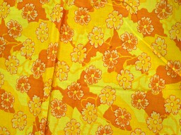 Printed Pure Cotton Fabric in Multicolor with floral Print