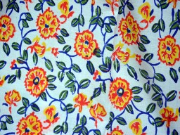 Soft Cotton Fabric Summer dresses fabric for kids