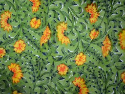 Indian Fabric for Apparels Floral Soft Cotton Fabric