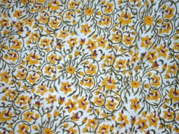 Indian Fabric for Apparels Cotton Summer Dresses