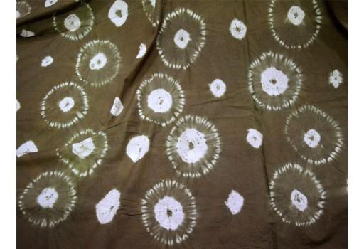 Indigo Dye Fabric Organic Color Tie Dye Indigo Fabric By
