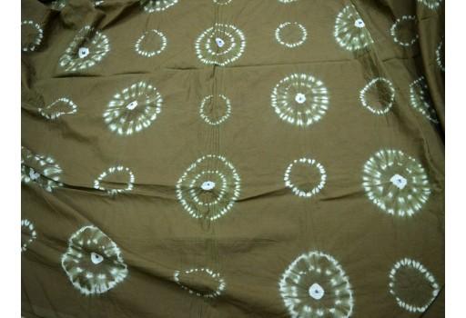 Shibori Fabric Hand Dyed Cotton fabric Indian Cotton Fabric Quilting cotton fabric mudcloth fabric