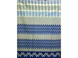 Cotton Fabric in Aztec Pattern Print Printed Fabric for Dresses fabric