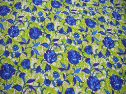 Quilting cotton fabrics  Floral Cotton Fabric
