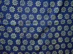 Hand Block Printed Cotton Soft Cotton Fabric  wooden block print