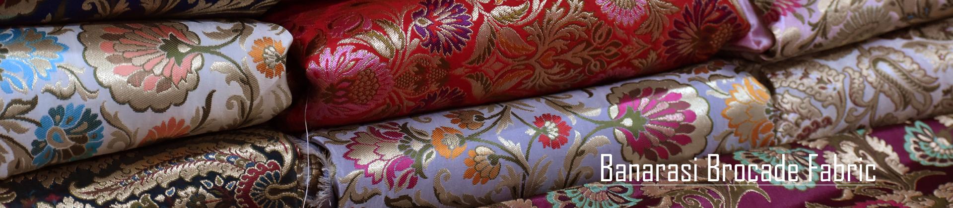 Banarasi Brocade Fabric